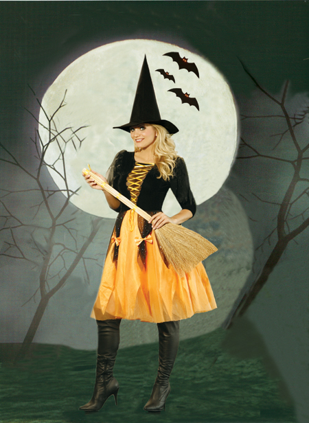 Devious Witch