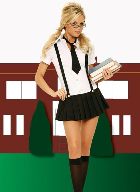 Business School Girl