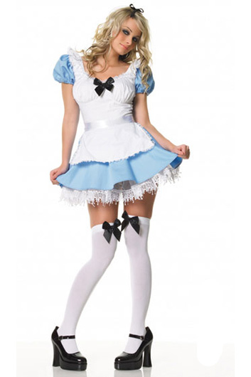 2X-6X Sexy Lil Alice Costume!  Only Costume In 4X, 5X, 6X Limited Amount!