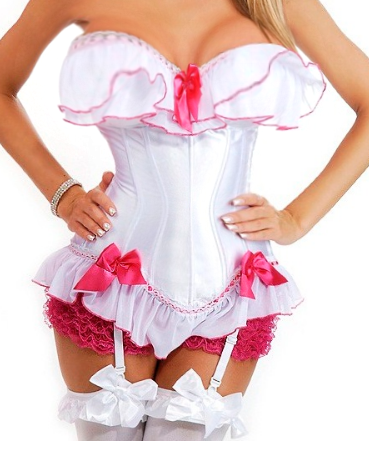 sexy bridal corset pinup corset burlesque pinup corset plus size corset