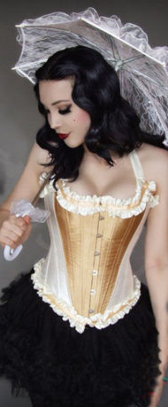 TIGHT LACE/STEEL CORSETS