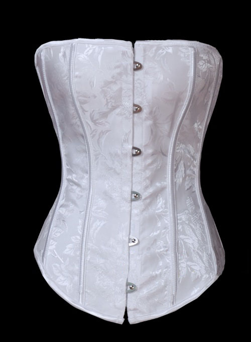 Full Steel Heavy Boned Bridal Corset All Sizes