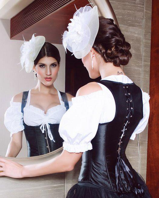 7X 8X 9X CORSET